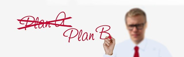 Plan B - whiteboard